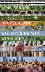 """Cover: """"Stresstest Deutschland - wie gut sind wir wirklich"""""""