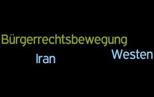 Iran,Bürgerrechtsbewegung,Westen