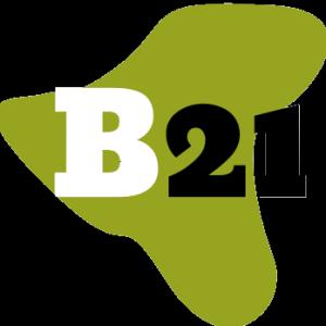 Balkan 21 Logo