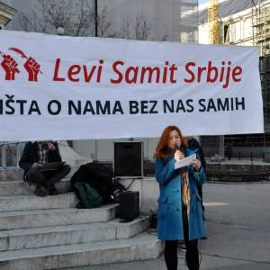 Serbien: Ohne UNS keine Veränderung (Foto: Marks21/ marks21.info)