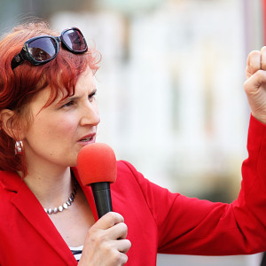 Katja Kipping (Foto: Linke NRW/ flickr.com/ CC-Lizenz)