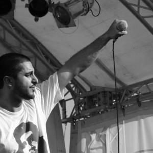 Polit-Rapper Kaveh - Foto: Kaveh