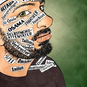 Alle Muslime werden unter Generalverdacht gestellt - Quelle: Karsten