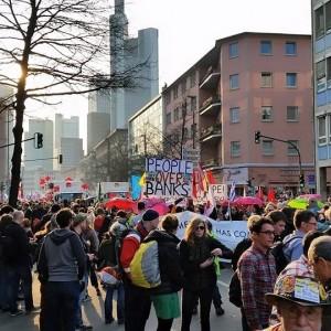 Blockupy 2015 - Foto: Daniel Kerekes