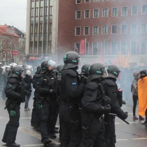Polizei Dortmund Rauch überfordert