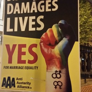 Vote Yes - Anti Austerity Alliance