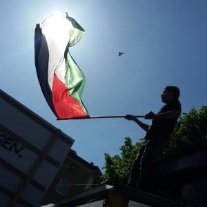 Palästina Foto: Felix Jaschick
