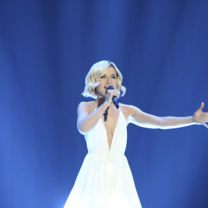 Polina Gagarina auf dem Eurovision Song Contest 2015 (Foto: Thomas Hanses, EUROVISION/EBU)