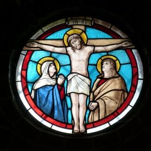 pixabay Fenster Kirchenfenster Kirche Jesus Farben