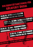 Freiheit für Gülaferit Ünsal und alle politischen Gefangenen weltweit