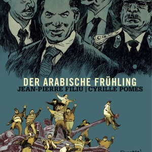 Der arabische Frühling (Cover: Carlsen Verlag)