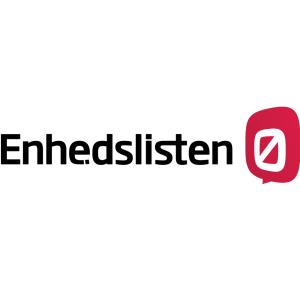 enhedlisten dänemark linke logo