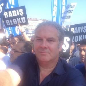 Andrej Hunko in der Türkei