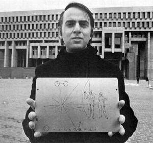 Foto:  Carl Sagan; Autor: Javier -  CC BY-NC-ND 2.0