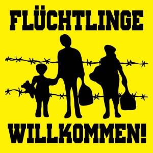 flüchtlinge willkommen2