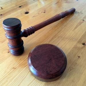 Gericht Recht Hammer Jura