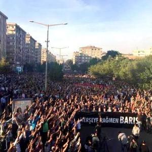 Proteste nach Terroranschlag