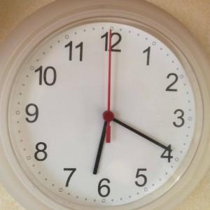 Uhr - Bild: Julius