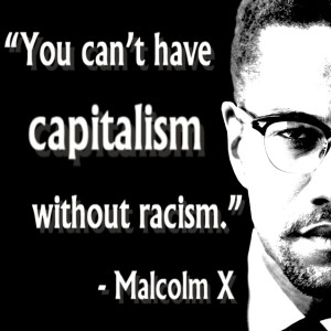 Picture: Malcolm X by Jakob Reimann - CC BY-ND 2.0