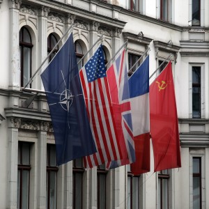 Pixabay Checkpoint Charlie Berlin USA NATO Krieg Sowjet Union Udssr Frankreich