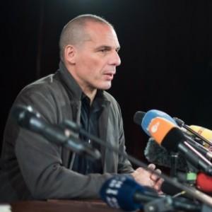 Varoufakis präsentiert seine pan-europäische Bewegung in Berlin, Foto: deutschlandradiokultur