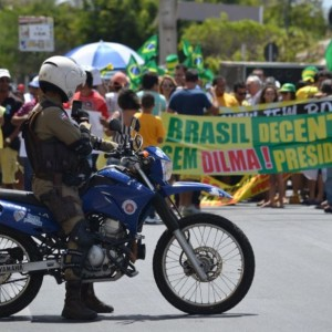 Proteste in Brasilien 2015. Blog von Geraldo José