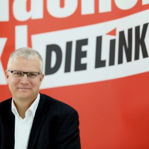 Daniel Schwerd - Foto: DIE LINKE NRW Lizenz: cc-by-sa-2.0