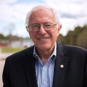 Der demokratische Präsidentschaftskandidat Sanders Foto: berniesanders.com