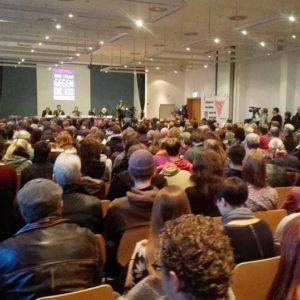 Anti AfD-Konferenz  - Quelle: marx21