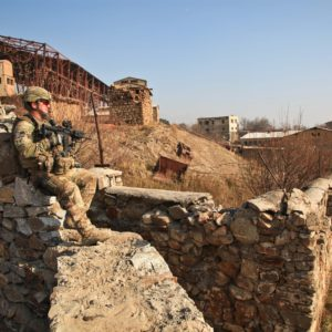 Ein US-Soldat in Afghanista, Foto: Pixabay