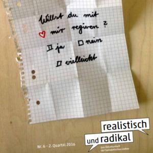 Realistisch und Radikal SL Sozialistische Linke