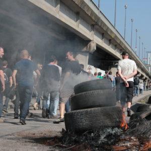 Proteste in Frankreich - Bild: Hans-Gerd Öfinger