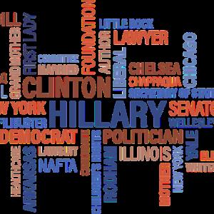 Clinton Hillary USA US Wahlen Demokratische Partei