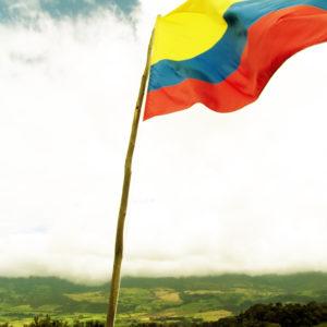Frieden für Kolumbien? Foto: Foto: Miguel Olaya, CC BY-SA 2.0, la patria omnipresente, via flickr.com