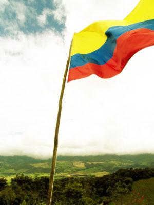 Frieden für Kolumbien?Foto: Foto: Miguel Olaya, CC BY-SA 2.0, la patria omnipresente, via flickr.com