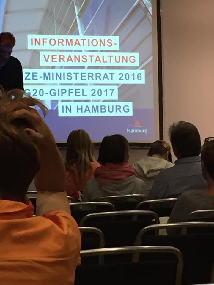Gipfel Der Arroganz Impressionen Einer Info Veranstaltung Zum Osze