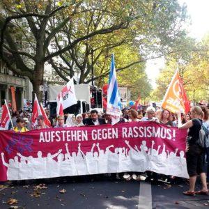 Foto © Aufstehen gegen Rassismus