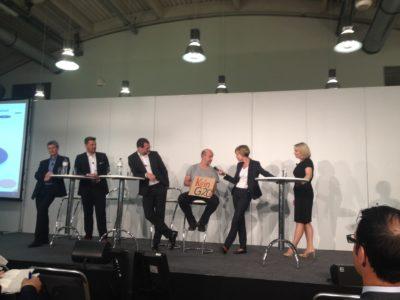 Informationsveranstaltung zum G20 Gipfel in Hamburg, Foto: David Stoop CC0