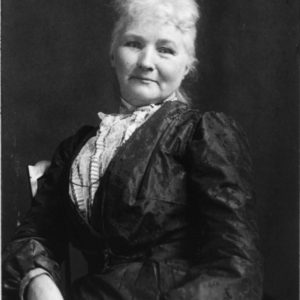 Mary Harris Jones, 1902, Foto: Gemeinfrei