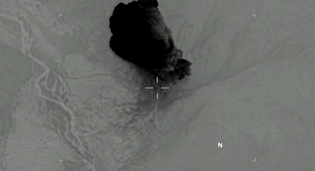 SPD-Politiker Arnold: Einsatz von US-Riesenbombe gerechtfertigt