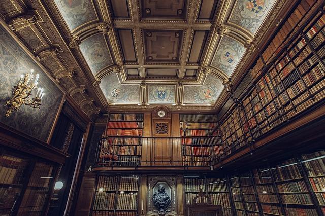 bibliothek photo