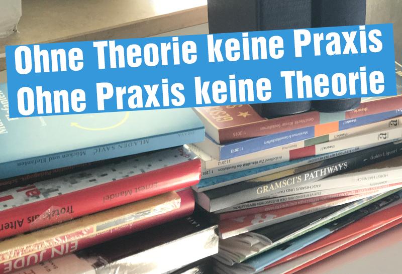 Alles über marxistische Theorie und Praxis