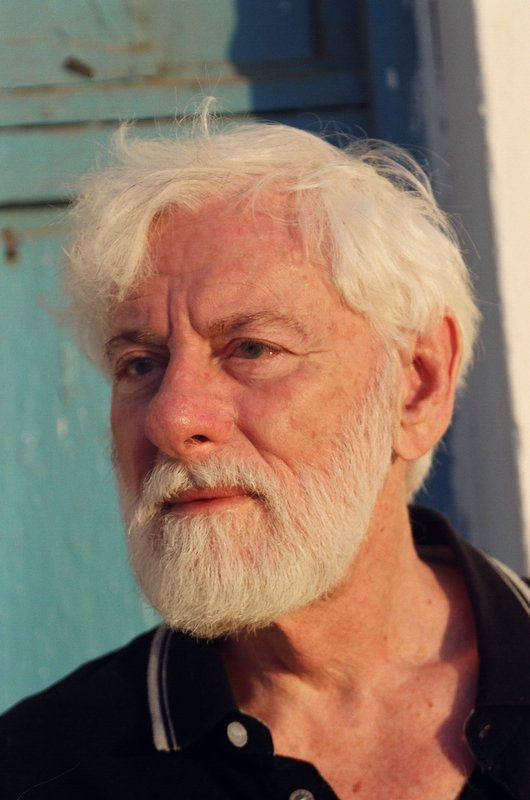 Uri Avnery im Jahr 2006. Er verstarb am 20. August 2018 in Tel Aviv, Israel.