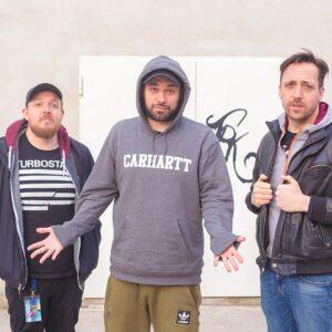 Antilopen Gang: Weder Punk noch links