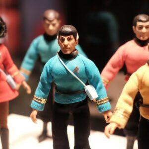 War Star Trek eine sozialistische Vision?