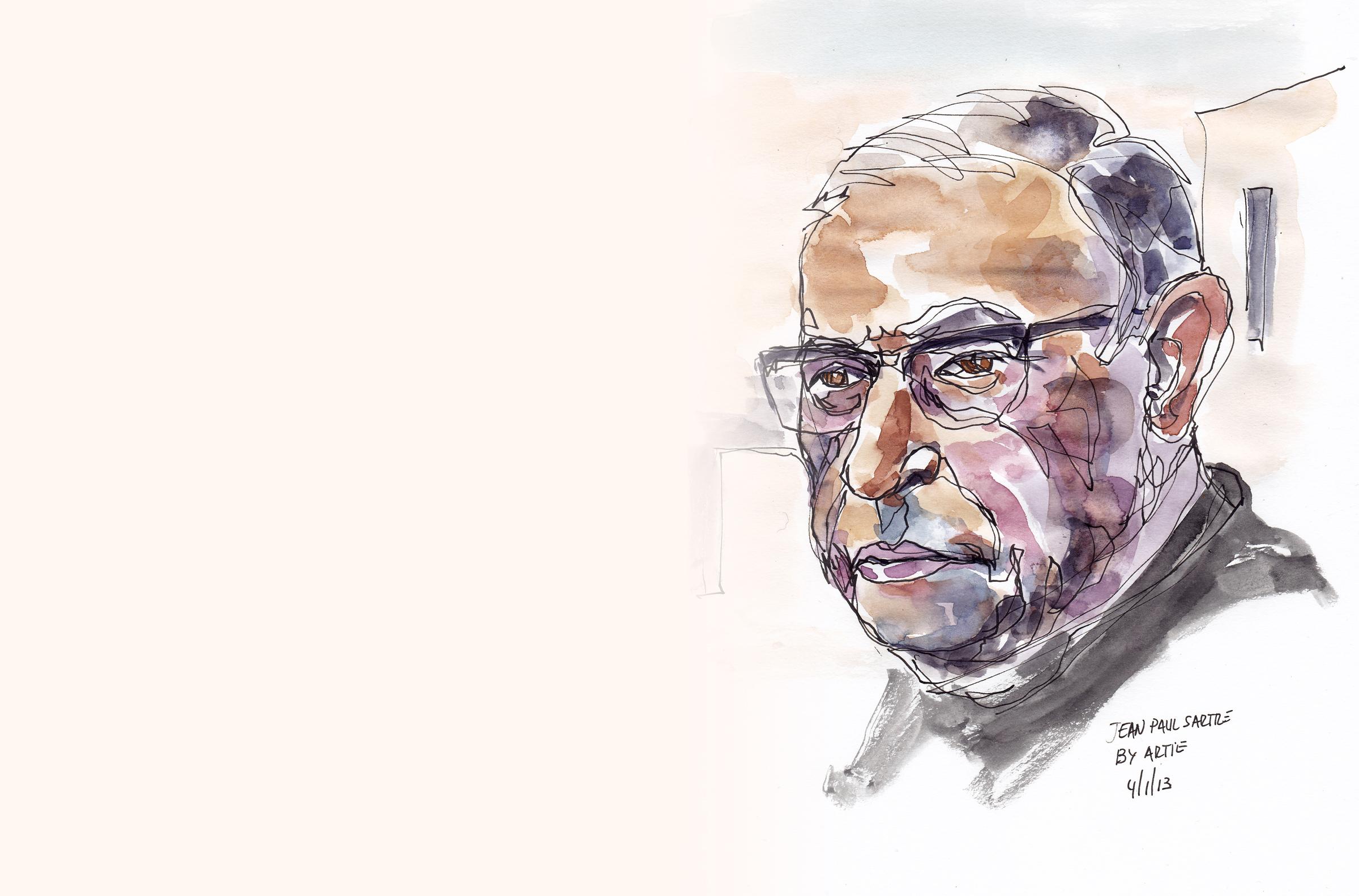 Jean-Paul Sartre: Zwischen Existenzialismus und Marxismus